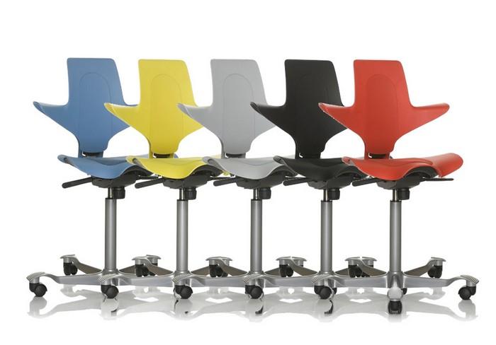 Sedie Ergonomiche Hag Di Infinity Design Comodita E Modernita In Ufficio