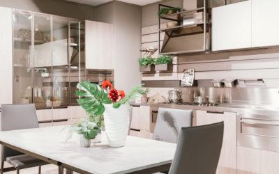 La nuova cucina Mia Scavolini ideata da Cracco in anteprima al Salone del Mobile 2018
